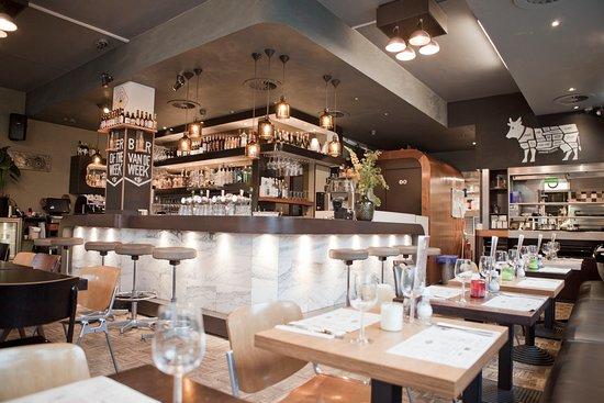 Caffe Milo: Restaurant