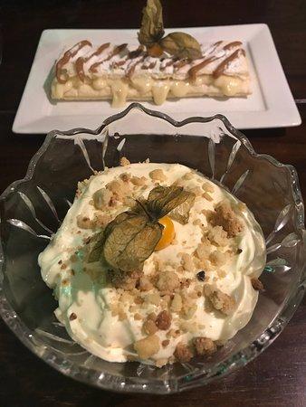 Gastronomia Rafael Magalhaes: Sobremesas!!