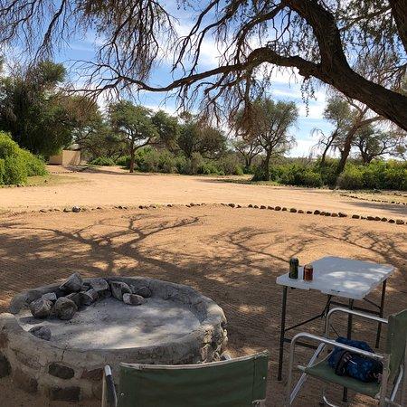 Guter Campingplatz