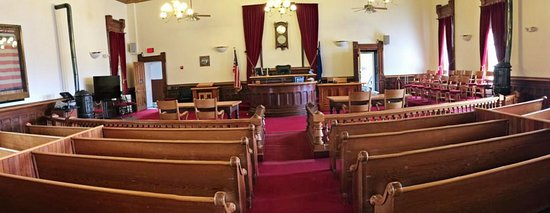 Eureka, NV: Court