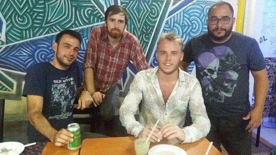 Barra, BA: Novas amizades!!!