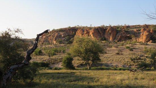 Mapungubwe National Park, Südafrika: view from chalet
