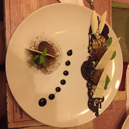 Mediterraneo: Chocolate dezert