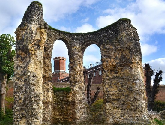 Reading Abbey - photo by Chris Forsey