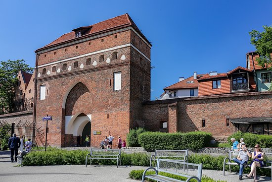 Monastery Gate (Brama Klasztorna)