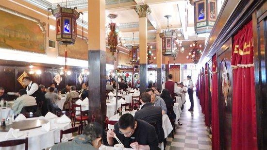 Far East Cafe: Interior