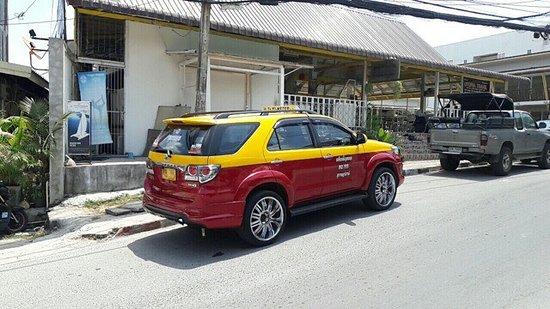 Taxi Ko Samui Network of Thailand