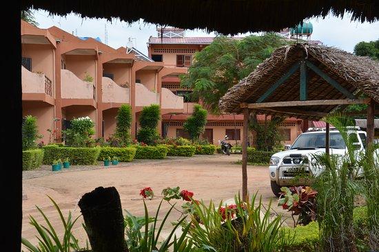 Sambava, Madagascar: Bienvenue chez Mimi Hôtel Resto surtout après l'extension de 8 nouvelles chambres.