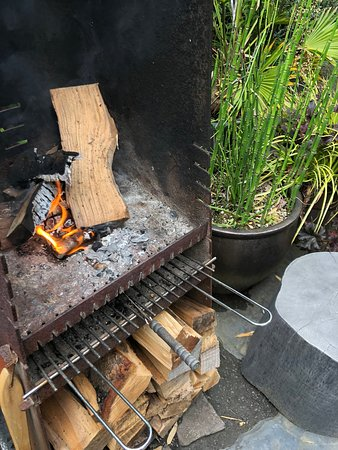 Coast Cabins: Personal Fire