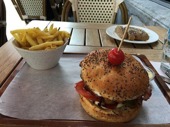 Pacifico: Burger de la semaine