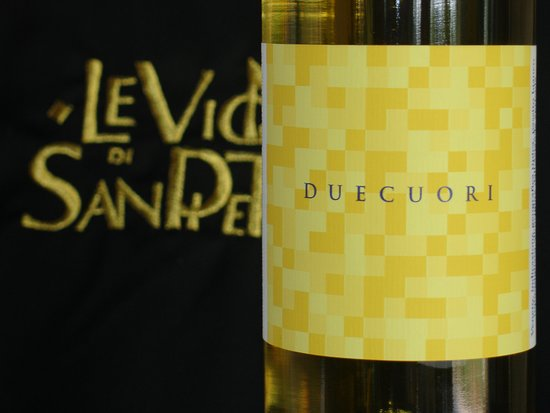 Le Vigne di San Pietro: Duecuori, un passito straordinario, fresco e agrumato