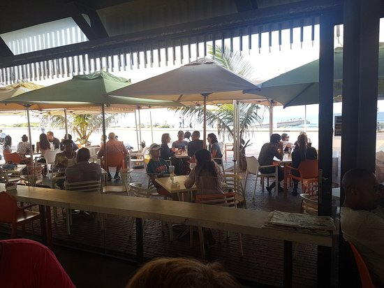 Circus Circus Beach Cafe: 20180615_150508_large.jpg