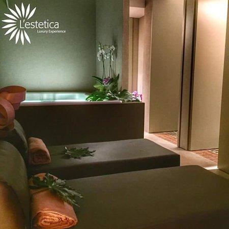 L' Estetica DI Angela Rapisarda: SPA
