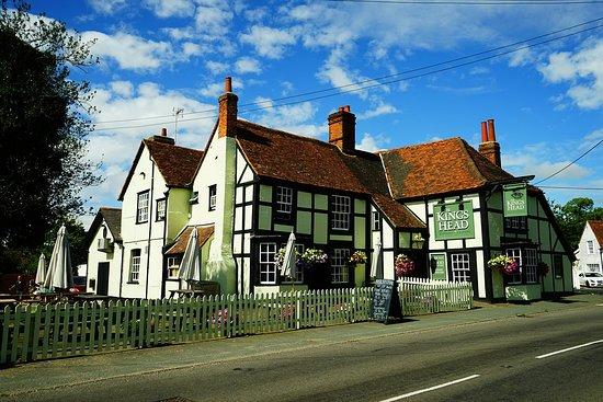 Gosfield, UK: The Kings Head