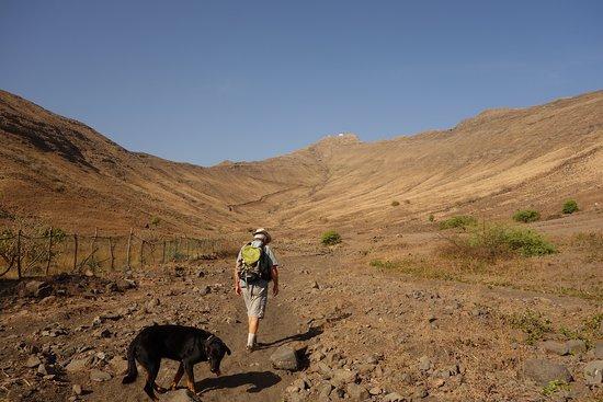 Maio, Cabo Verde: Randonnée Monte Penose