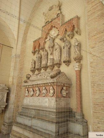 Chiesa San Francesco: Tombe malatestiane, arca