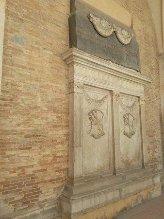 Chiesa San Francesco: Tomba di Pandolfo III°