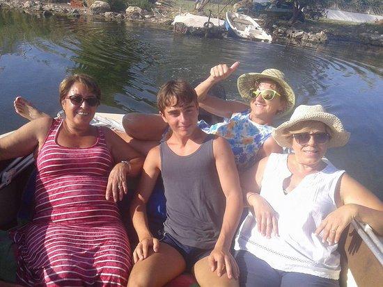 Foce Varano, Italy: la nostra escursione sul lago di varano