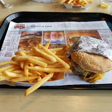 Eatontown, NJ: Cheeseburger and Fries_large.jpg