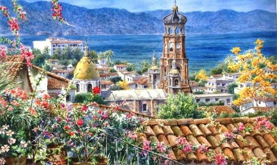 Jalisco, Mexico: Cute little beach town