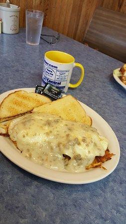 Braham, MN: the Haystack breakfast
