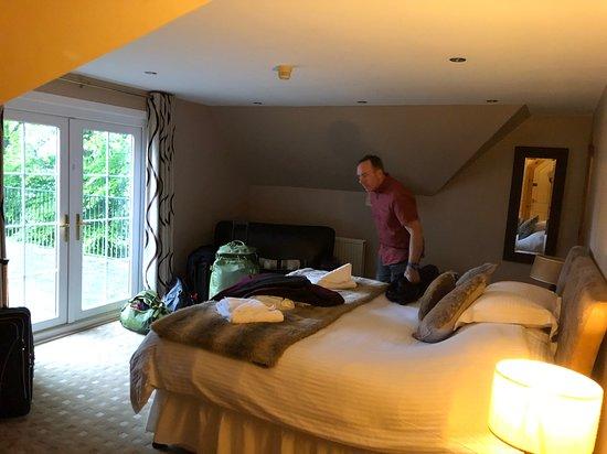 Kinkell House Hotel: Honeymoon Suite