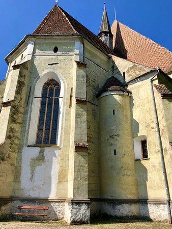 Biertan, Romania: church
