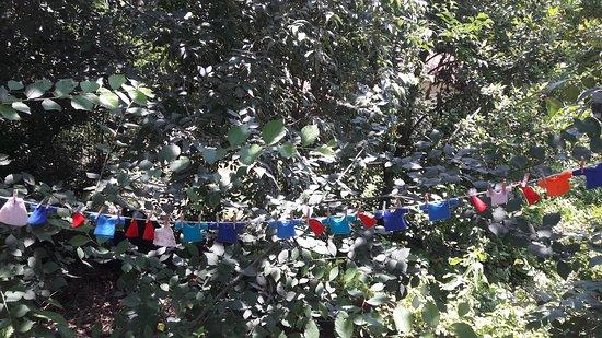 Gavardo, Italy: Anche gli gnomi fanno il bucato