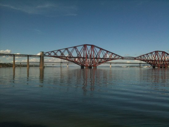 Ηνωμένο Βασίλειο: Forth Bridges in South Queensferry
