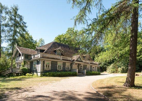 Bialowieza Forest: Dawna siedziba carskiego Gubernatora.