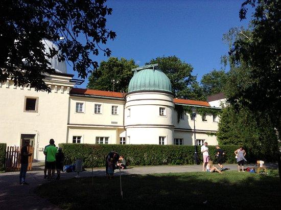 Petřín-højen: Observatory