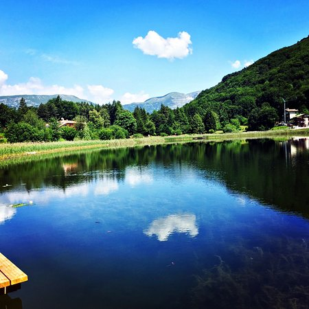 Trento, Italia: Serena giornata di giugno 2018