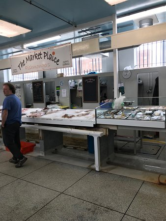 The Market Plaice - Fishmongers