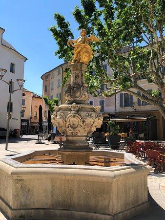 Fontaine de l'Ange