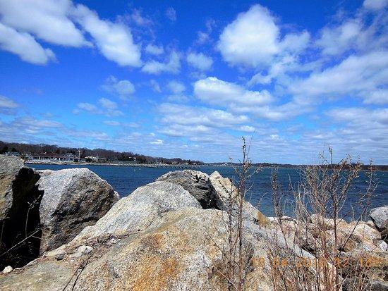 Stonington, CT: Enders Island