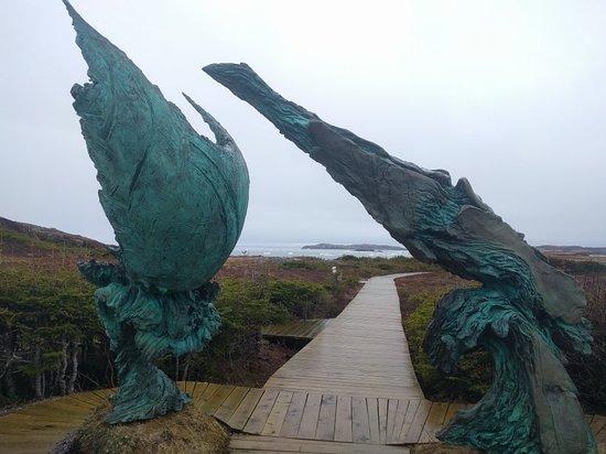 Foto L'Anse Aux Meadows National Historic Site