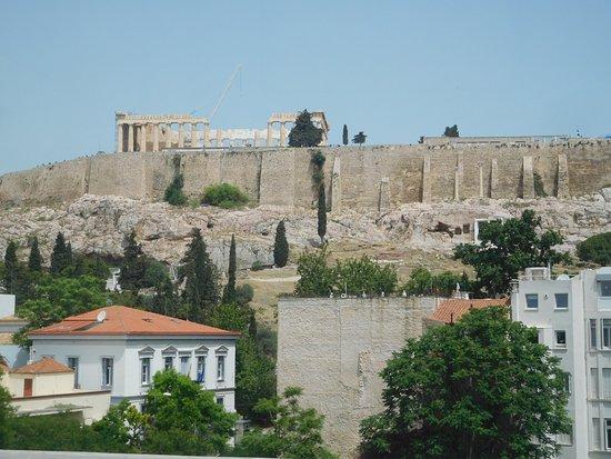 Μουσείο Ακρόπολης: View from the Museum