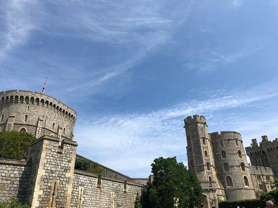 قلعة وينسور: the castle