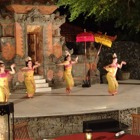 Food and a sample of Balinese culture