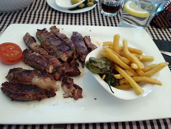 Restaurant La Placa: El mejor entrecot