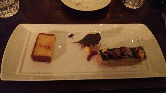 KOLLAZS - Brasserie & Bar: Main dish