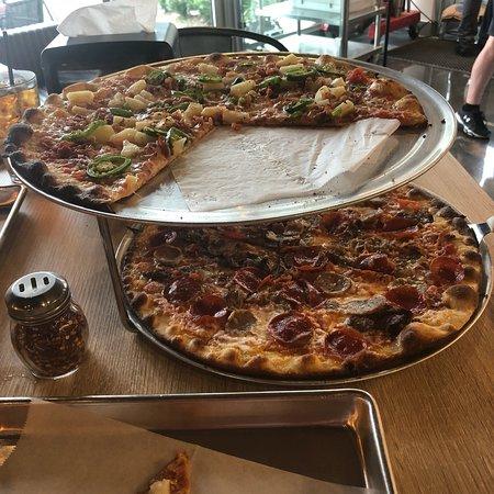 Bilde fra Pizza District