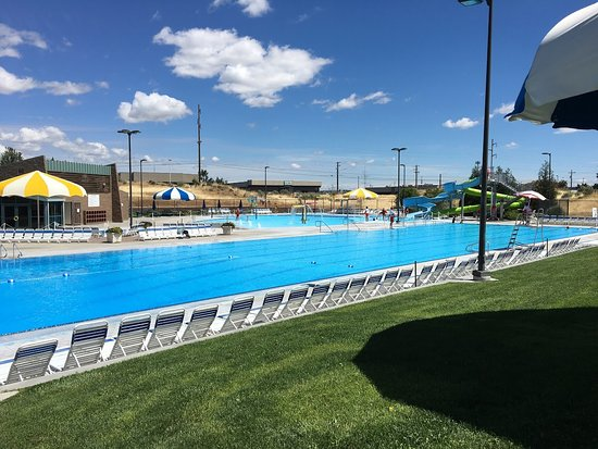 Hermiston Family Aquatic Center