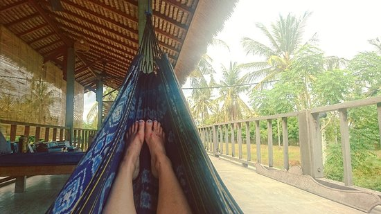 Best place to stay on Gili Air