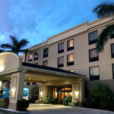 Hampton Inn West Palm Beach Florida Turnpike: photo0.jpg