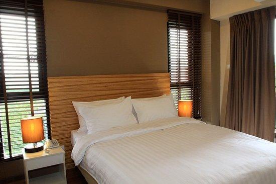 The Cottage Suvarnabhumi: Guest room