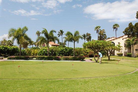 Aston Maui Hill: Golf course