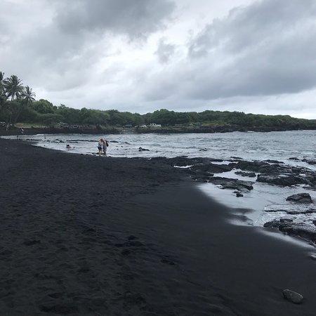 Punaluu Black Sand Beach Hawaii Island Address