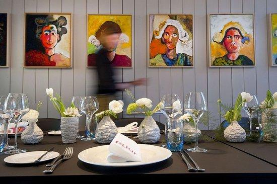 Heeze, The Netherlands: Restaurant