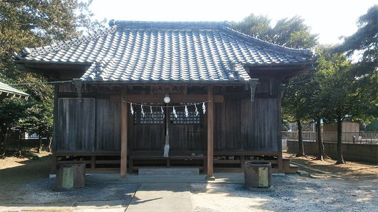 Uchimaki Washikatori Shrine